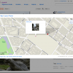 flickr add to map