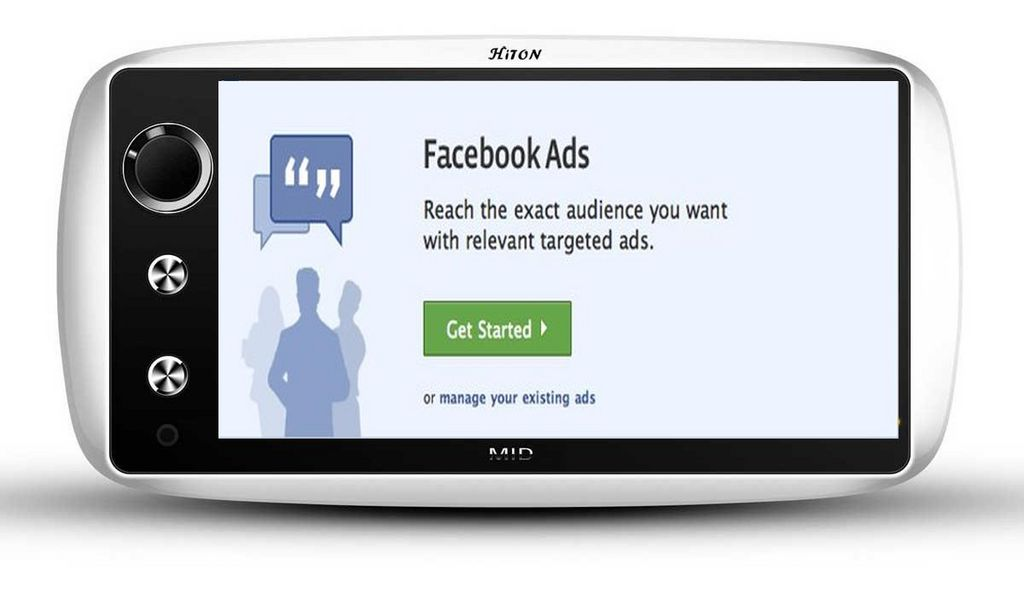 FACEBOOK ADS MOBILE COMING SOON…